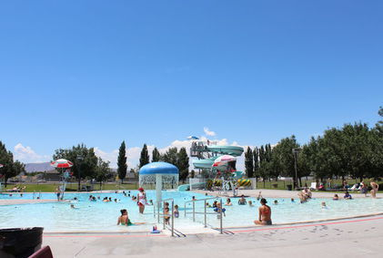 Spanish Fork Pool
