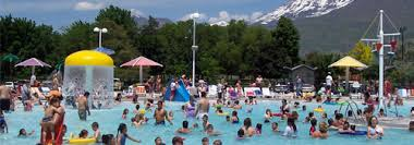 The SCERA Park Pool