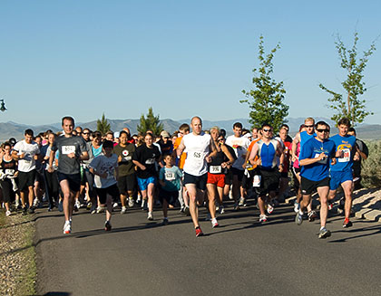 5K Charity Run for Pony Express Days