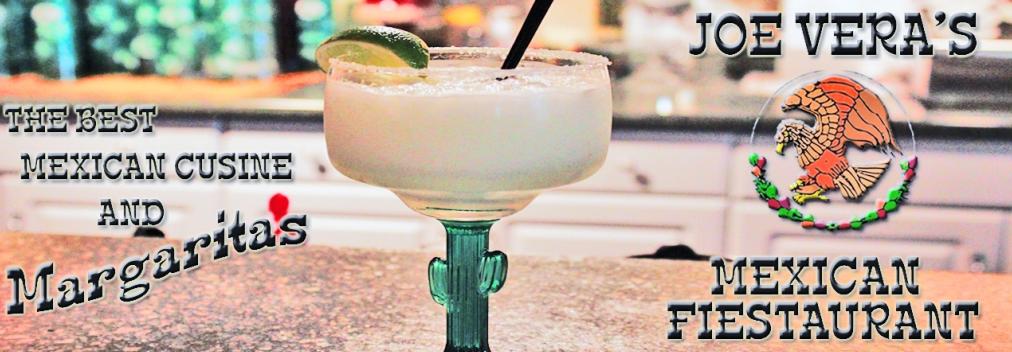 Joe Vera's Margarita