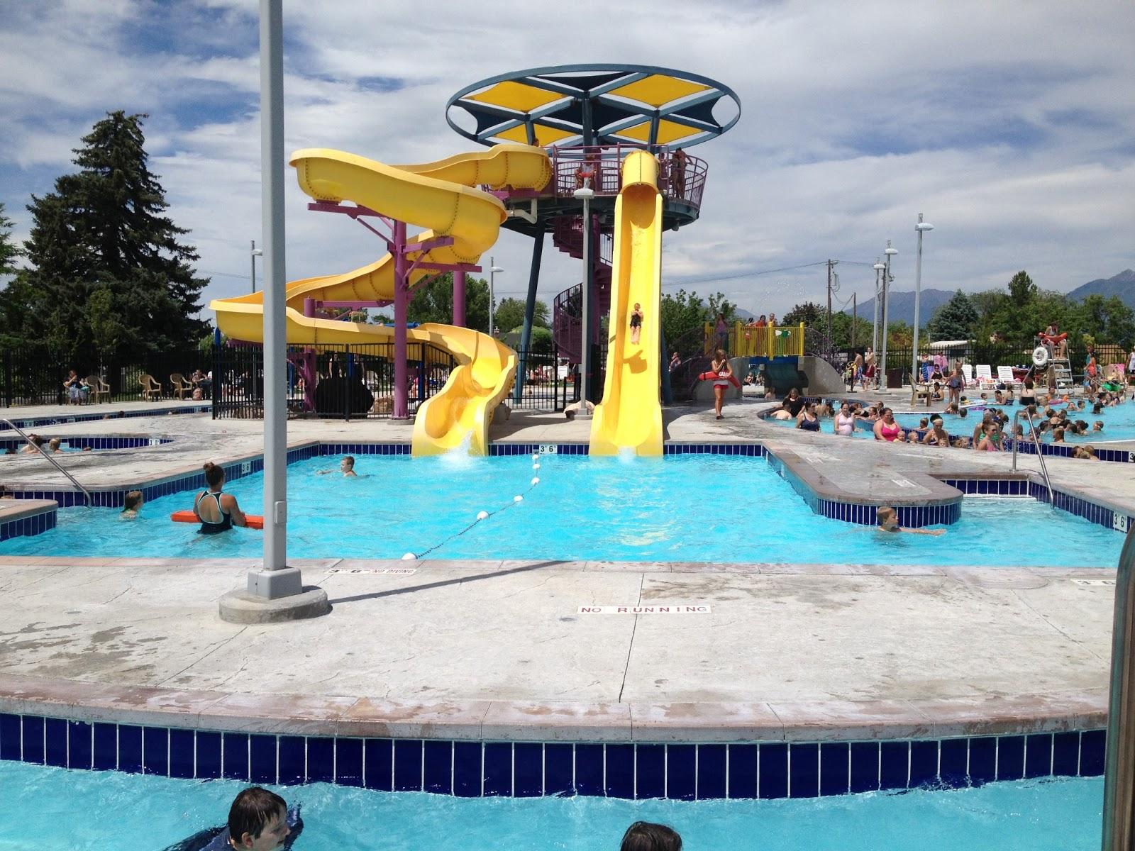 Payson City Pool