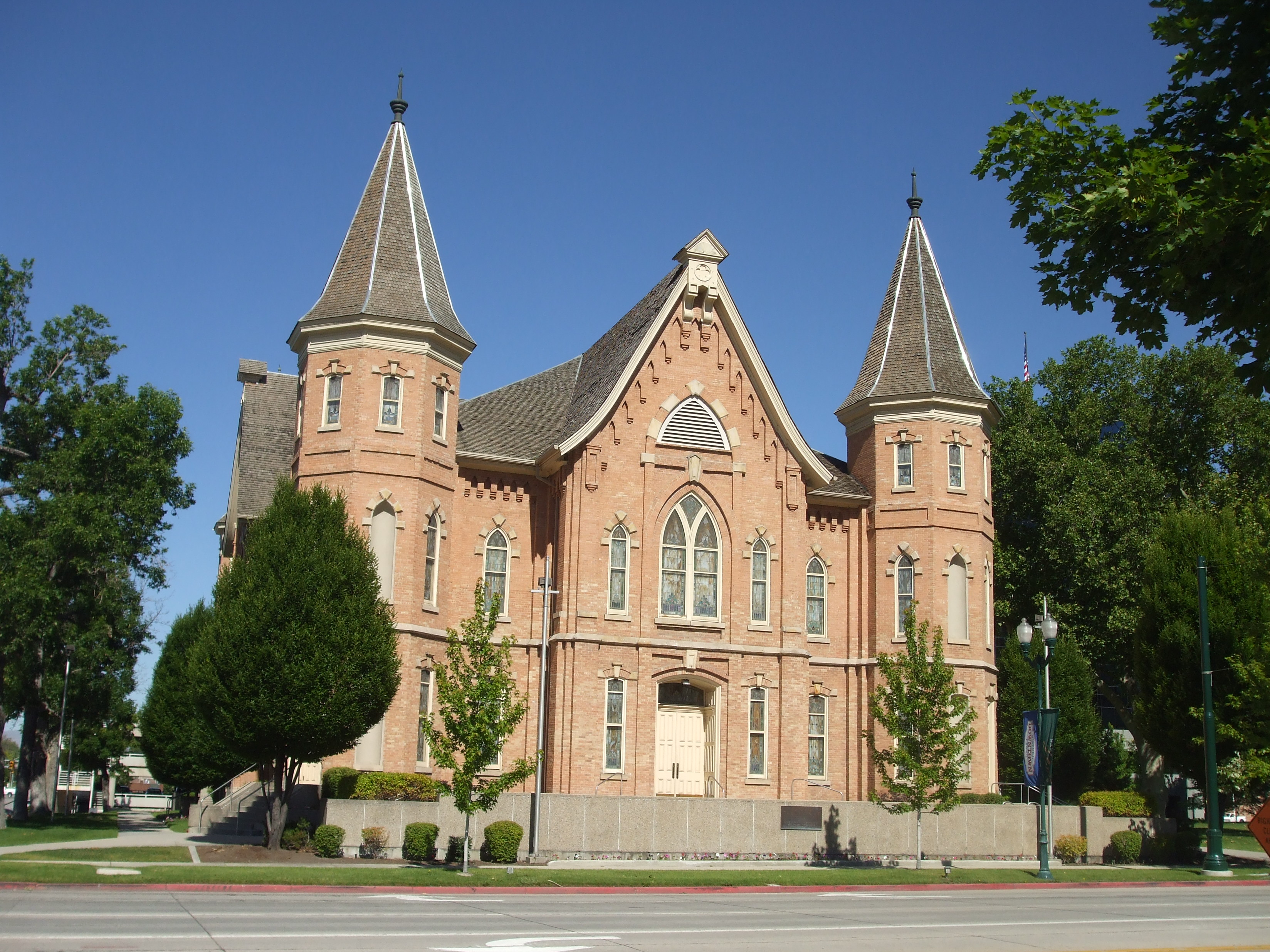 Provo Tabernacle