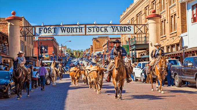 Fort Worth Texas >> Fort Worth Hotels Restaurants Maps Things To Do