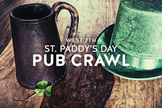 st. patrick's day fort worth