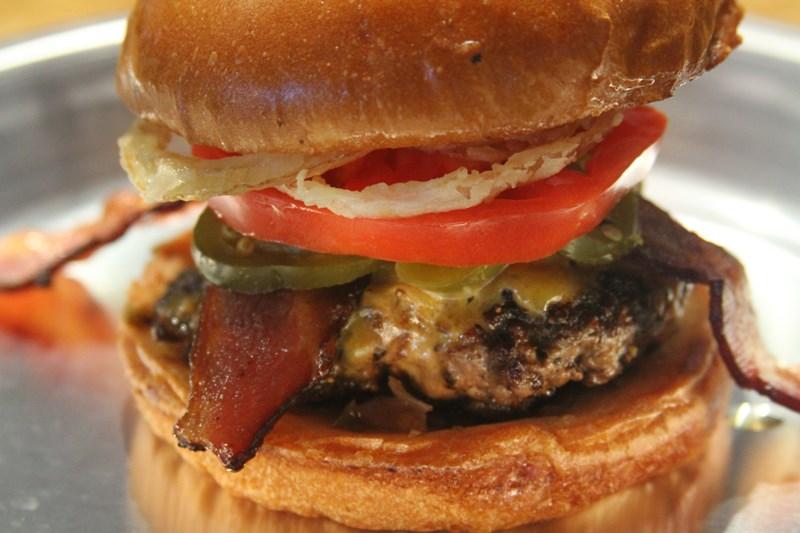 Cowboy Murrin Burger