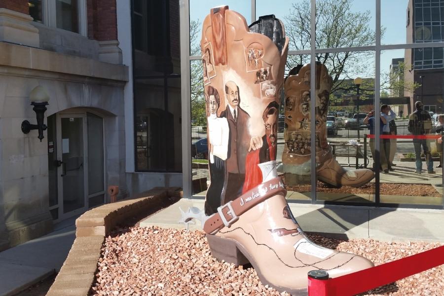 Tom Horn Boot 2