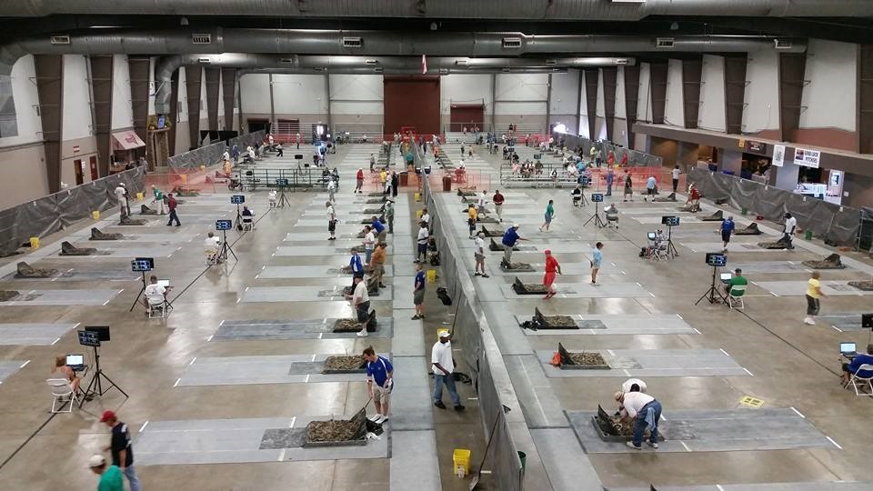 2014 World Horseshoe Tournament, New York