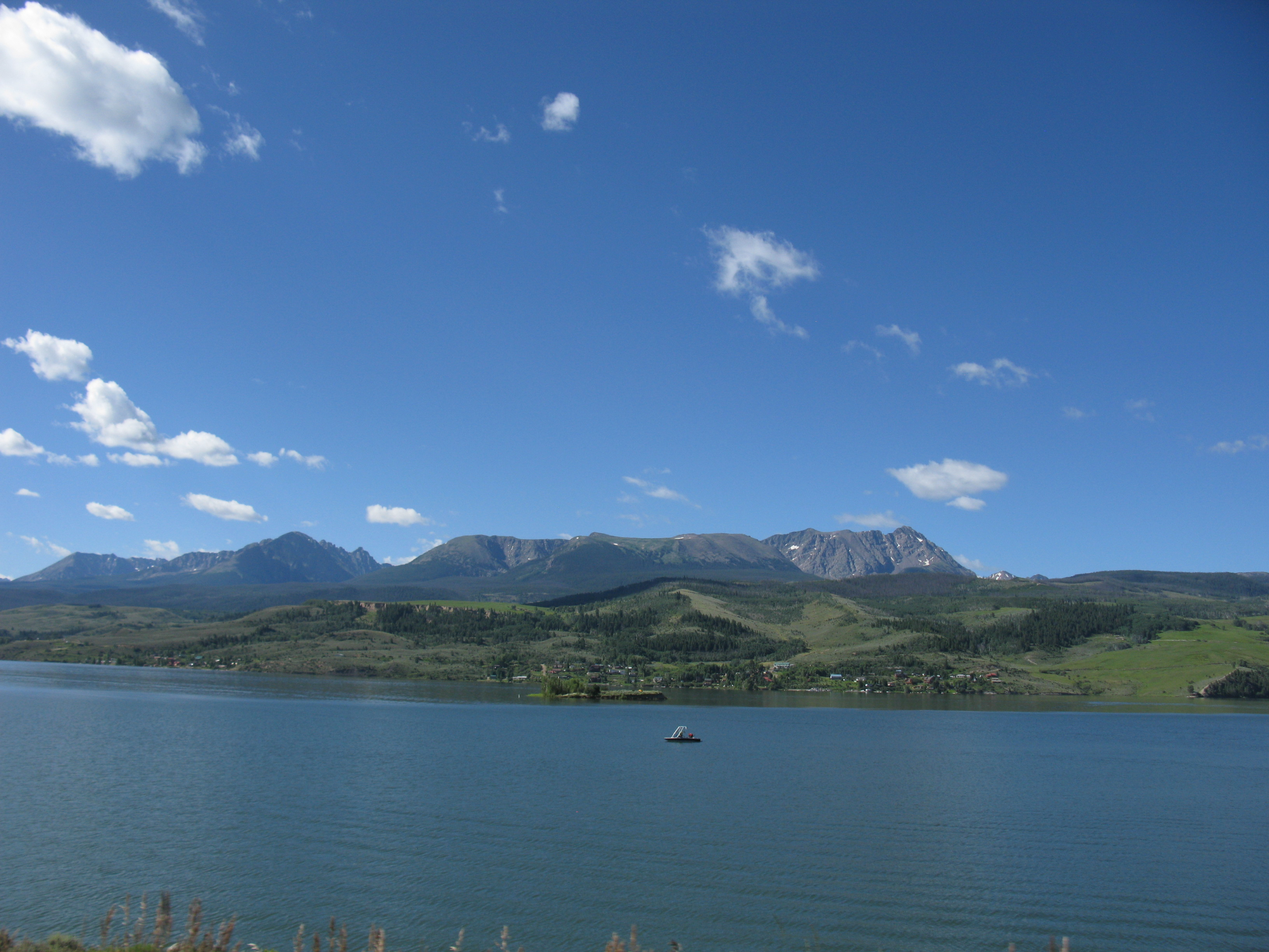 Green Mountain Reservoir - photo courtesy of Laura Fletcher