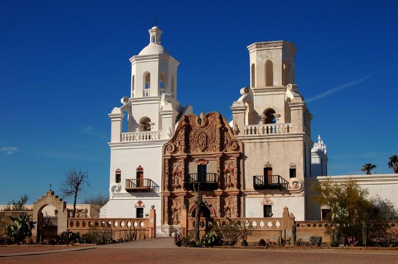 Tucson San Xavier