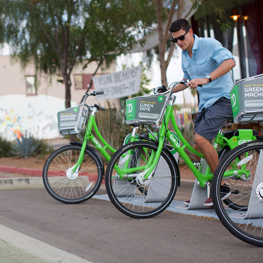 grid bikes