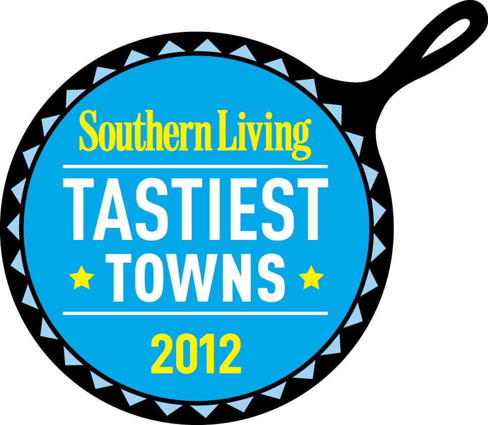 Tastiest Towns