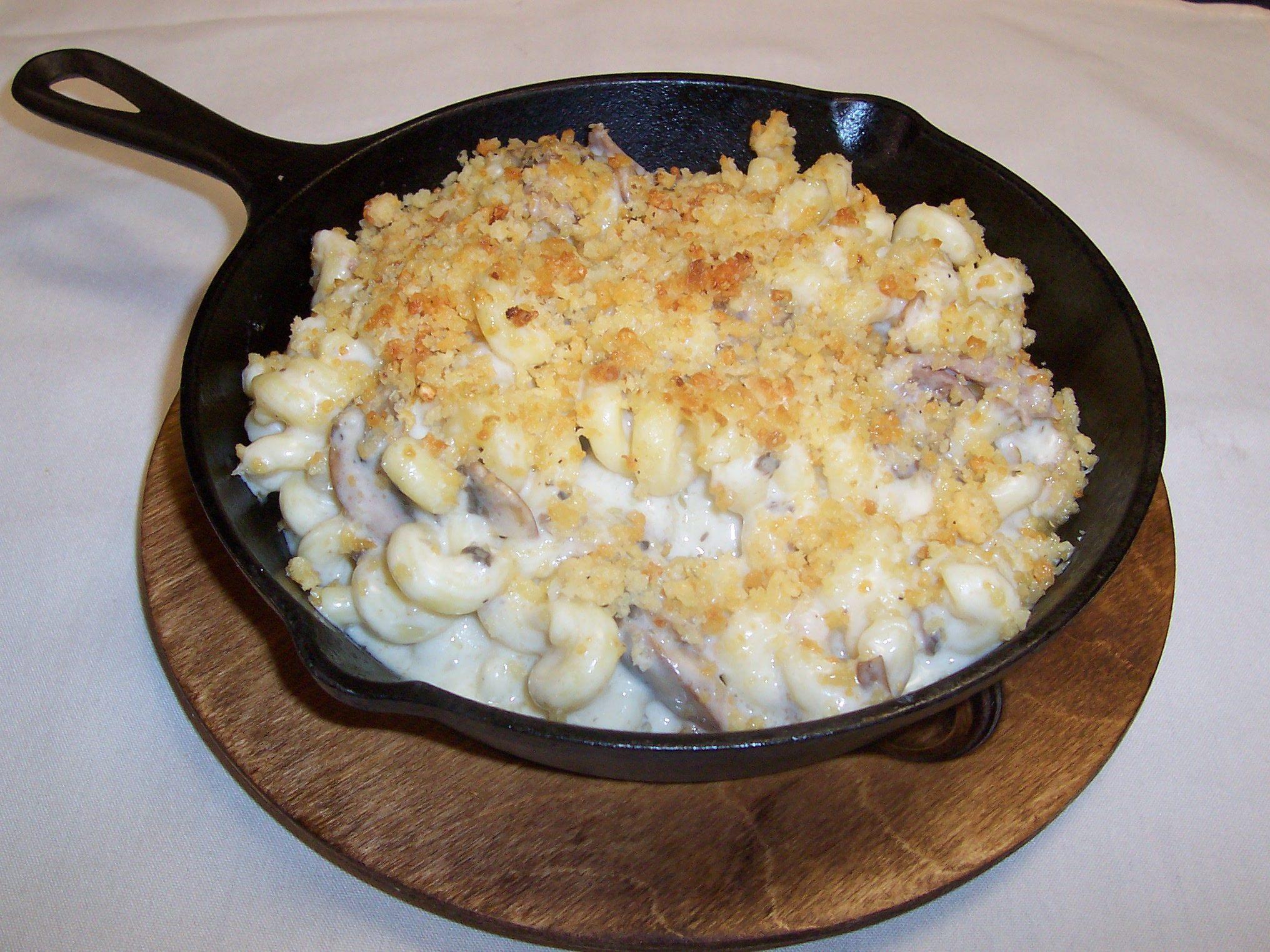 TJ's Tavern mac & cheese