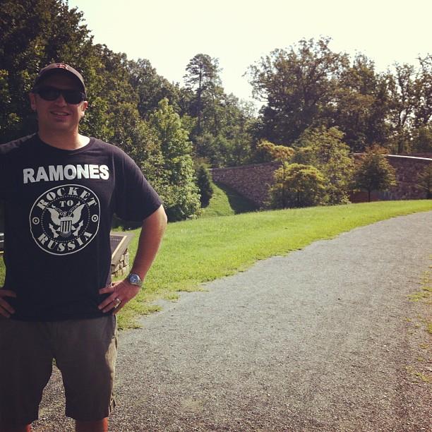 Saunders-Monticello Trail
