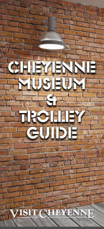 museum brochure cover