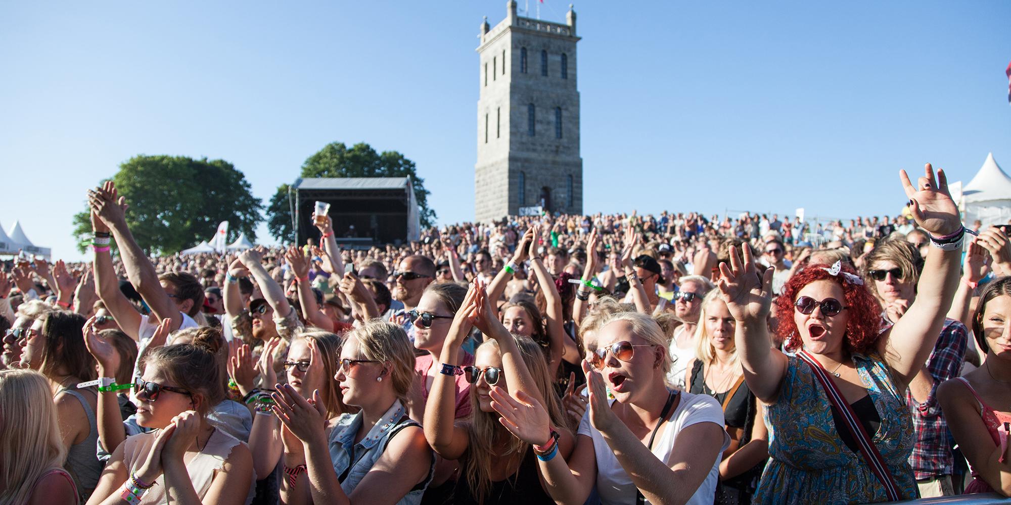 Top 20 Musikfestivals   Beliebte Festivals in Norwegen