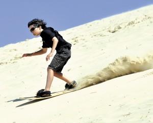 diego sandboaring