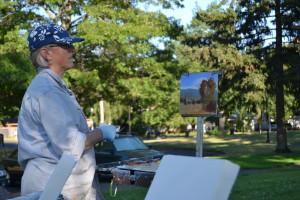Plein Air Painting Travel Lane County (2)