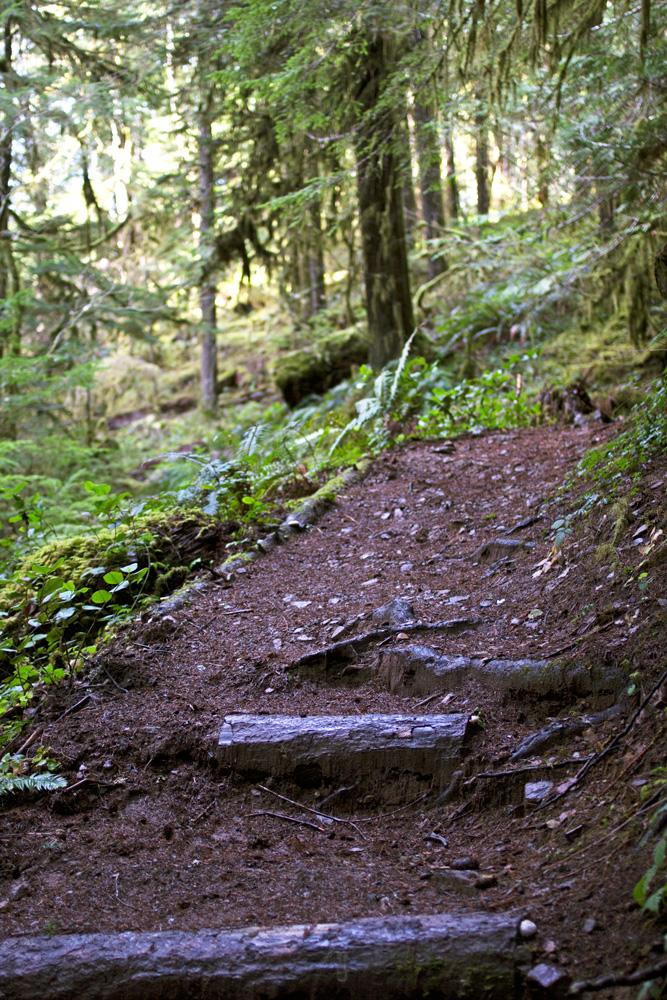 Spirit Falls Trail