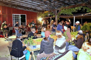 Live music at Agrarian Ales