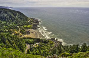 Cape Perpetua (aka cache #36 on the Florence Edition) by Mike Shaw