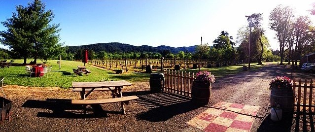 Domaine Meriwether Winery by  KellyKeals via Instagram