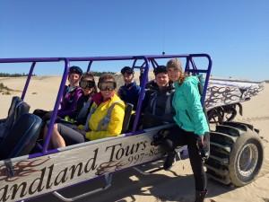 Dune ride 3