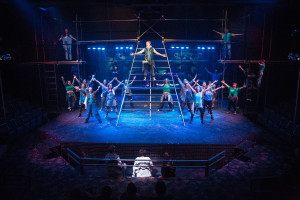 Jesus Christ Superstar courtesy of Cottage Theatre