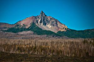 Broken Top from Mount Washington Wilderness