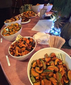 Squash Tasting 2 - Feast of Three Sisters