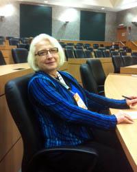 Sue at NASC