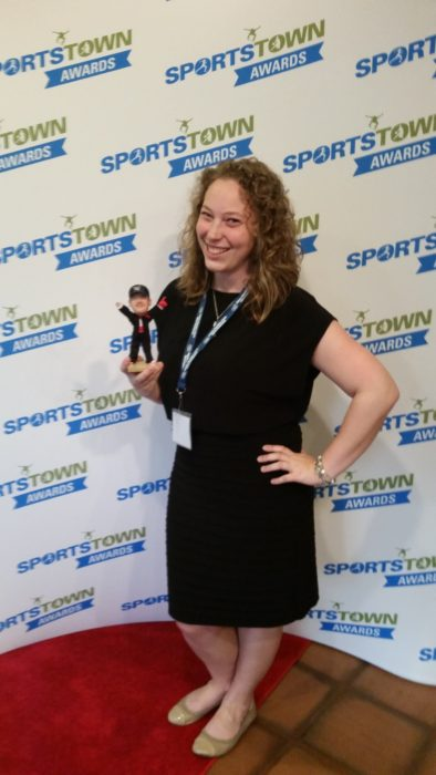Champ at SportsTown Awards 2016 (6)
