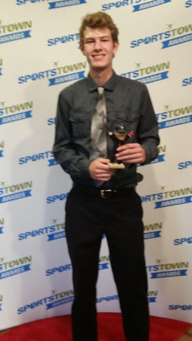Champ at SportsTown Awards 2016 (7)
