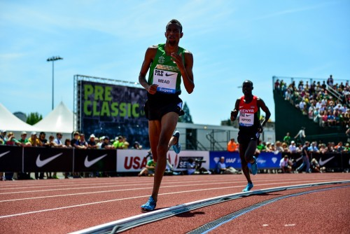 2013 Prefontaine Classic - Hassan Mead