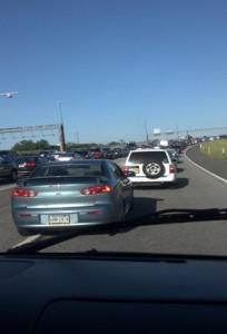 Atlantic City Traffic