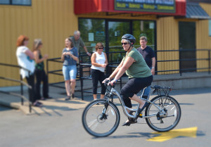 Eugene Electric Bicycle3