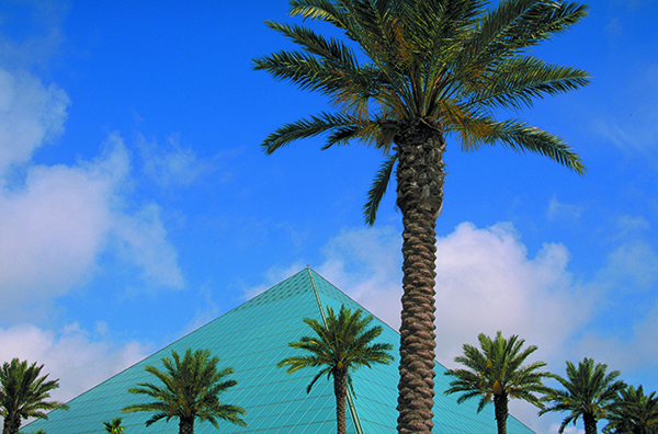 Moody Gardens Galveston Pyramid