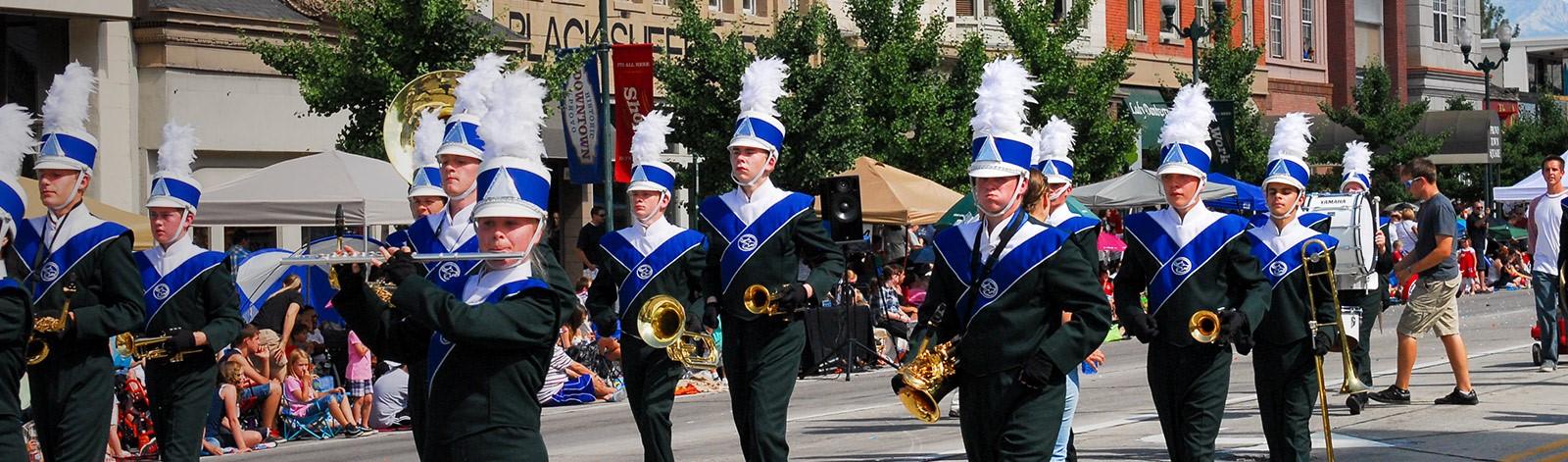 Grand Freedom Parade