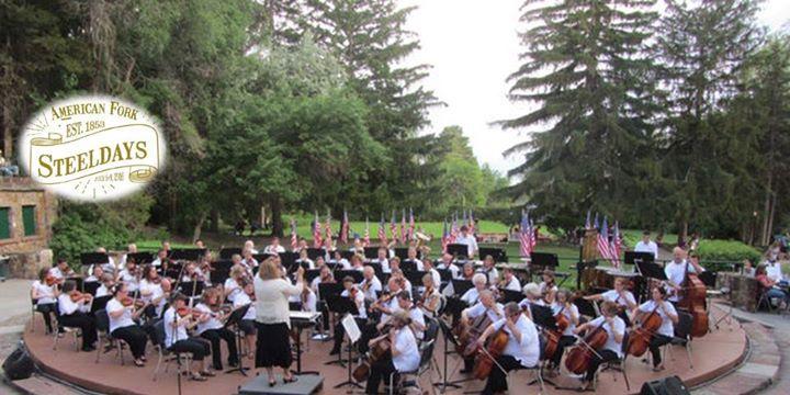 Summer Concerts Utah Valley