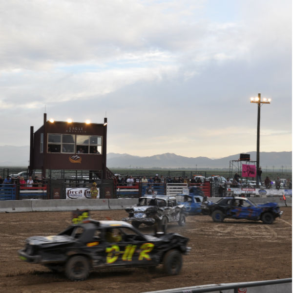 Pony Express Demoltion Derby