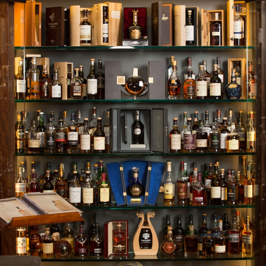 The Scotch Library at The Westin Kierland Resort & Spa