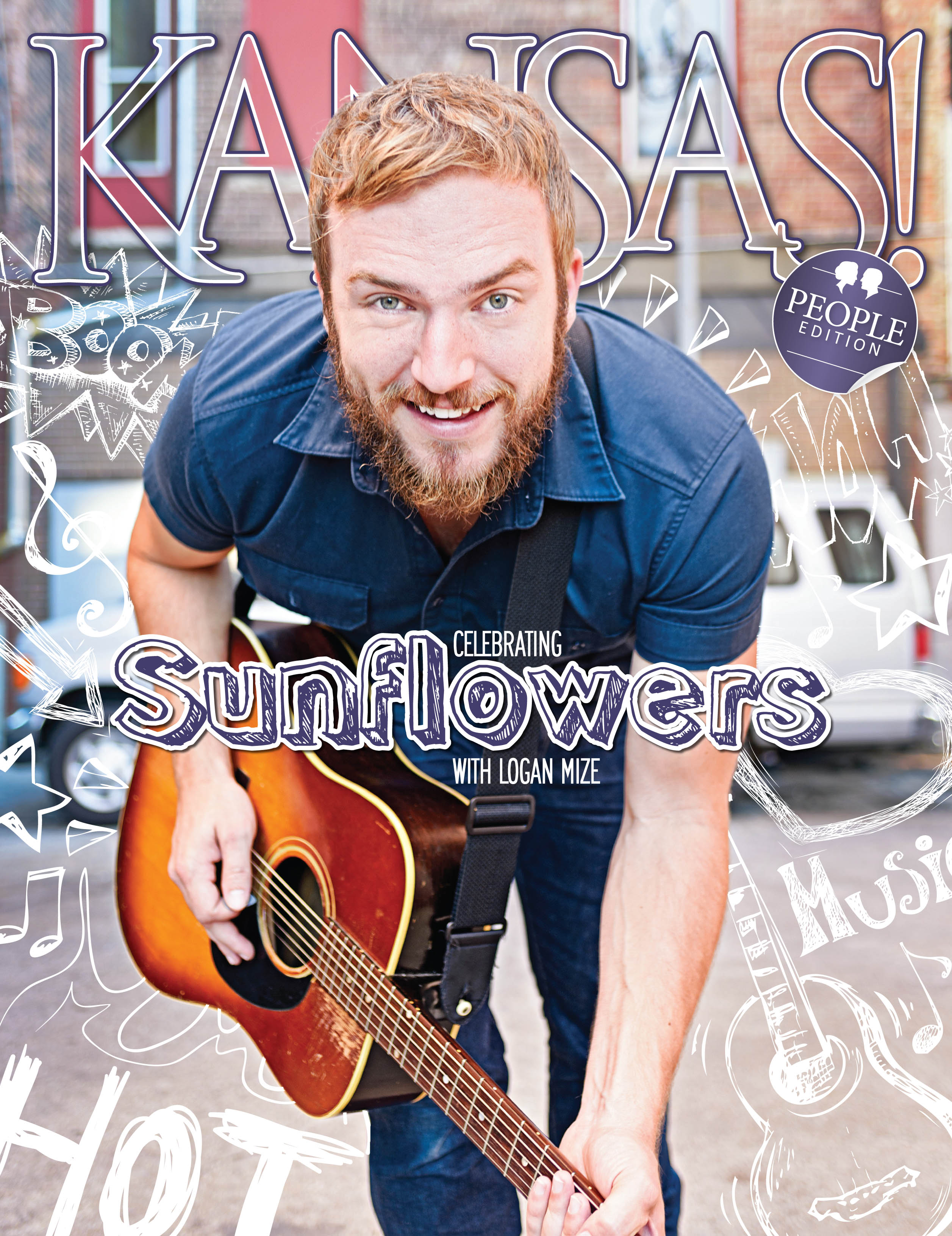 KANSAS Winter 2013 cover