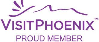 Visit Phoenix Member Logo