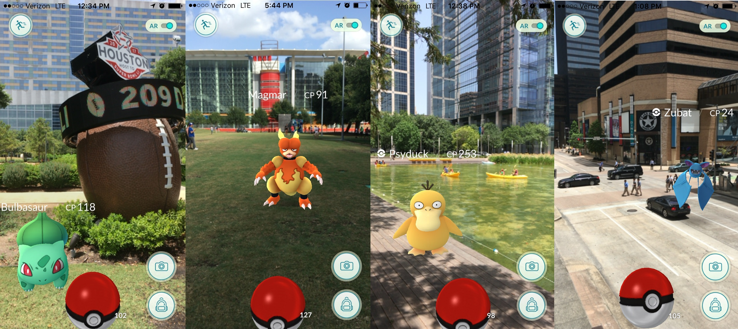 The Definitive Houston Pokmon GO Guide