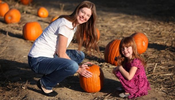 Boulder Pumpkin Picking