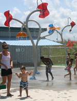 Karst Farm Park Splash Pad