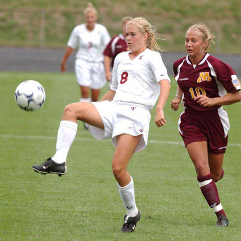 Indiana University Women's Soccer