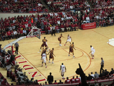 IU Basketball No 1