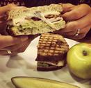 Bloomingfoods sandwich