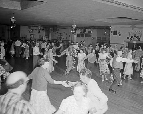Old Square Dance
