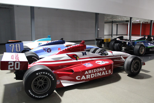 AZ Cardinals Super Car